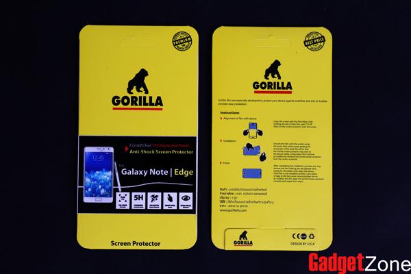 ฟิล์มกันกระแทก gorilla anti shock note edge