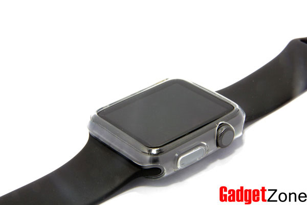 เคสใส apple watch hoco ultra slim tpu