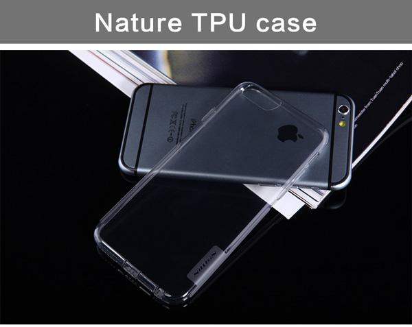 เคสใส iphone 6s nillkin nature tpu Clear