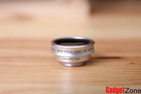 เลนส์เสริม ไอโฟน momax lens 4in1
