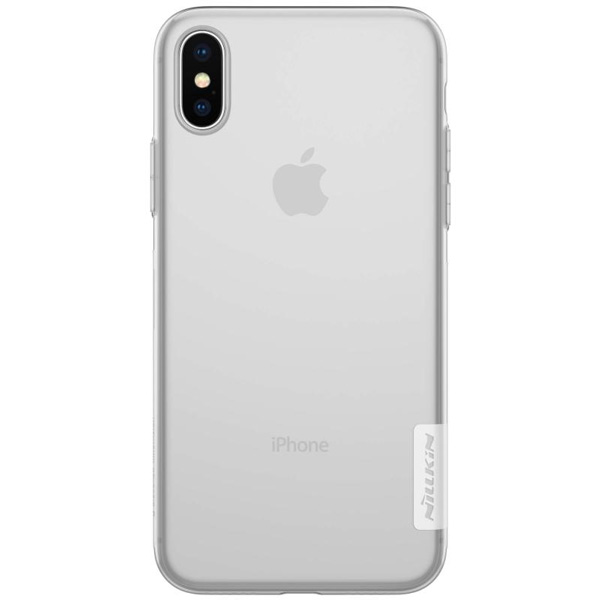 เคสใส iphone x nillkin nature tpu clear