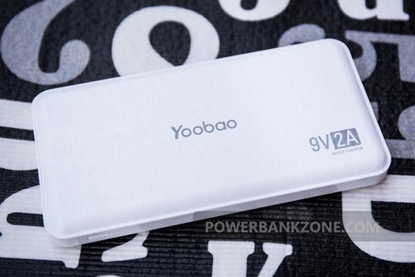 แบตสำรอง yoobao 16000 q16 fast charge