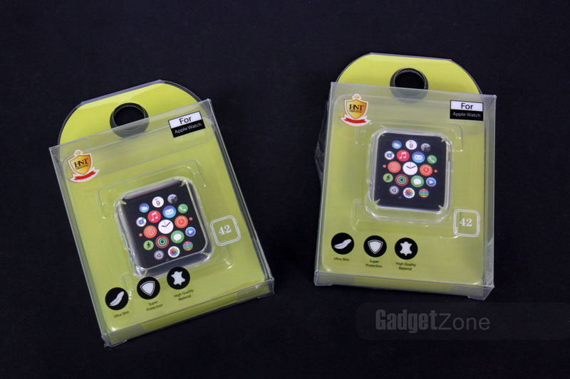 เคสใส apple watch hnt tpu clear